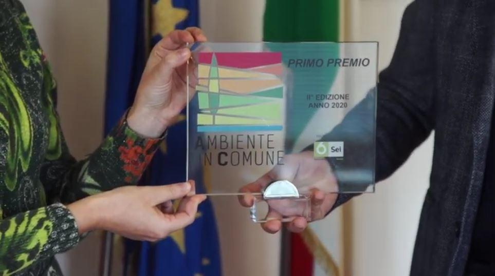 """Seconda edizione premio """"Ambiente in Comune"""""""