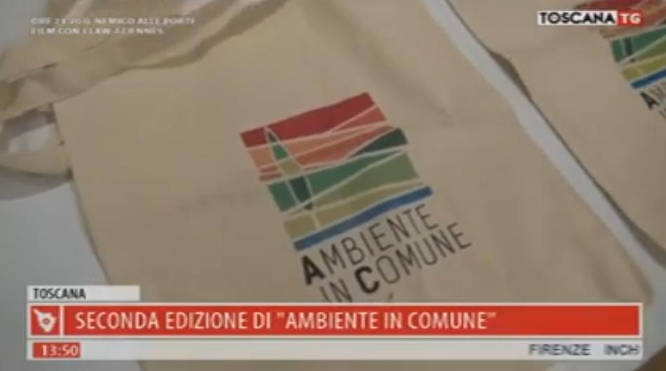 """Seconda edizione di """"Ambiente in Comune"""": Sei Toscana premia i Comuni più sostenibili (Toscana TV)"""