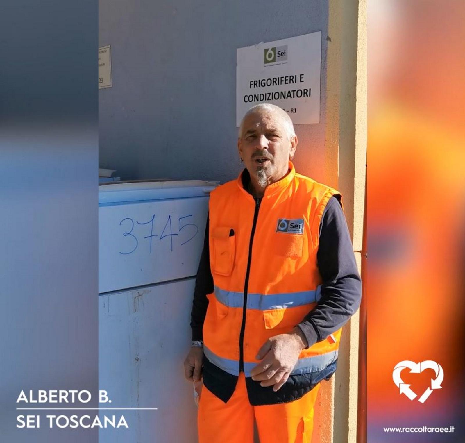 #LoveRAEECircle: il video di Alberto