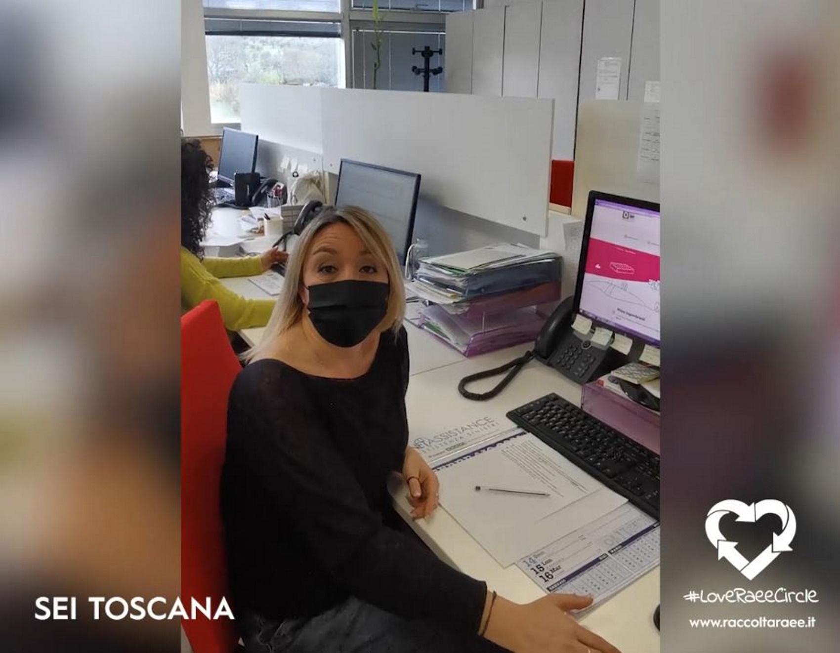 #LoveRAEECircle: il video di Chiara