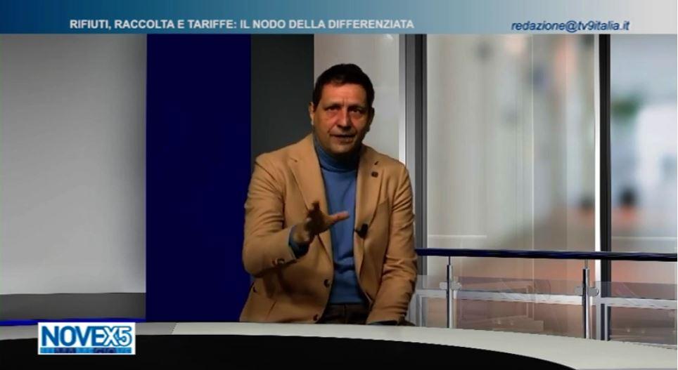 L'intervista al presidente di Sei Toscana, Alessandro Fabbrini (TV9)