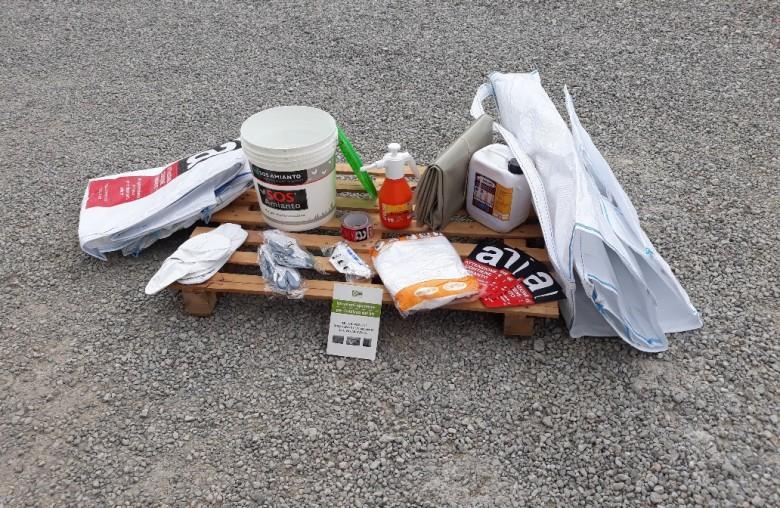 Terranuova, nuova distribuzione del kit per la rimozione dell'amianto