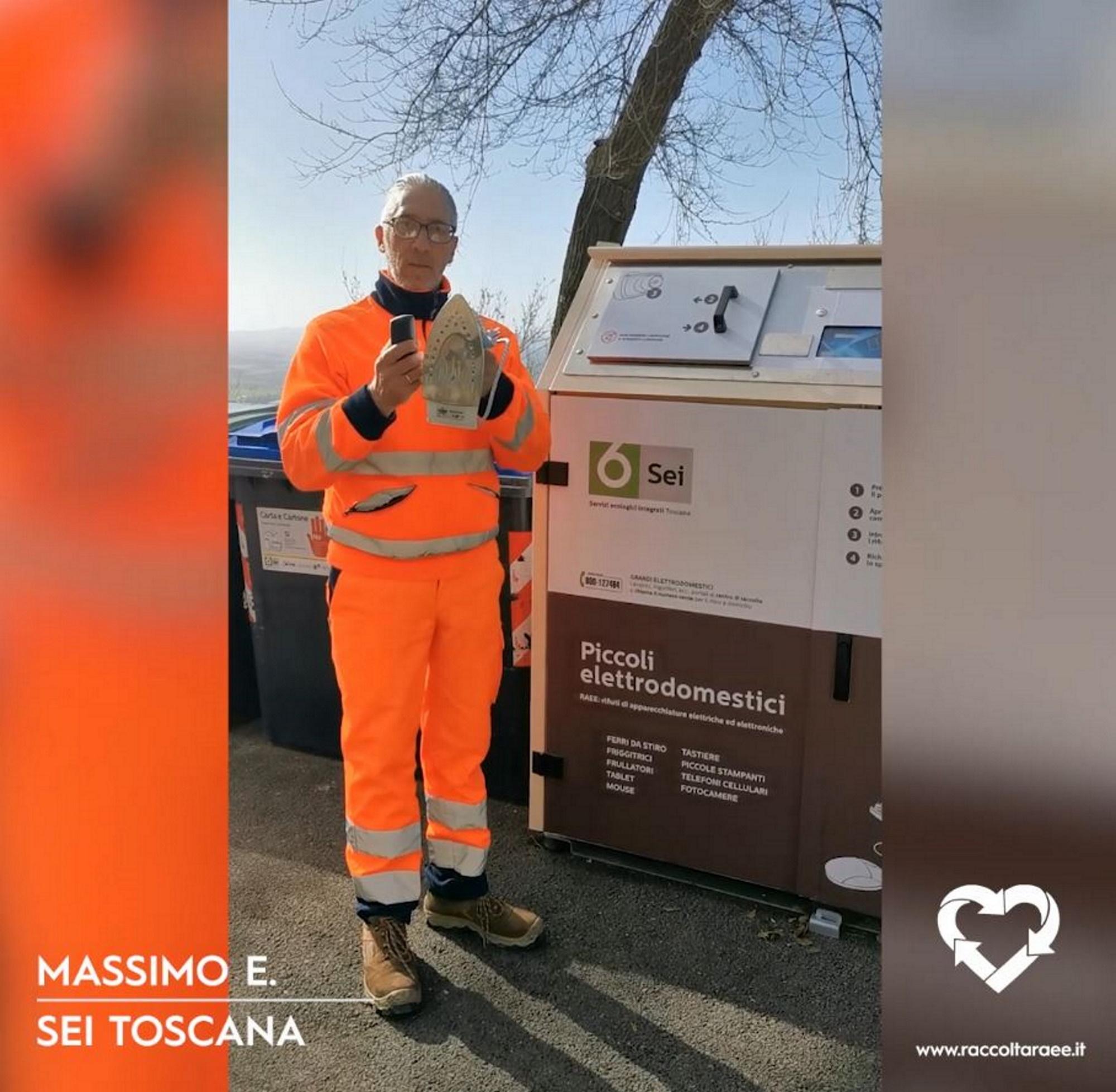#LoveRAEECircle: il video di Massimo