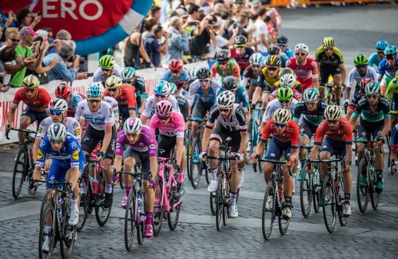 Giro di Italia: modifica del servizio di raccolta dei rifiuti a Siena, Montalcino e Castellina in Chianti