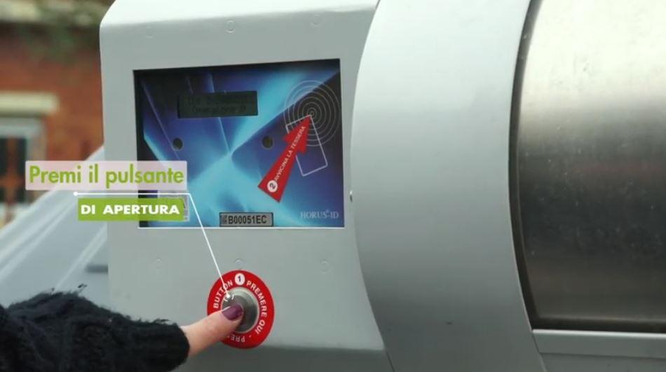 VIDEO TUTORIAL - Cassonetti intelligenti con sistema di misurazione volumetrica dei rifiuti/5