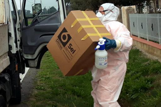 Contrasto Covid-19: Sei Toscana potenzia il servizio di raccolta dei rifiuti prodotti da utenze positive
