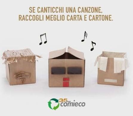 La raccolta differenziata di carta e cartone cambia musica: Elio e Le Storie Tese cantano per Comieco